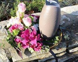 Côté Fleurs Création - MABLY - Décor d'urne