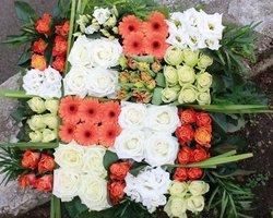 Côté Fleurs Création - MABLY - Les carrés