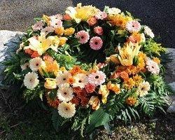 Côté Fleurs Création - MABLY - Les couronnes