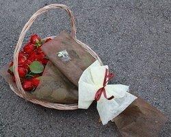 Côté Fleurs Création - MABLY - Les roses de l'adieu